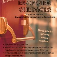 covid re-opening